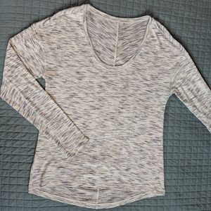 Lululemon Meant to Move Long Sleeve